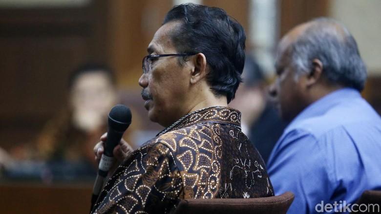 Eks Auditor BPKP Bersaksi di Sidang Novanto