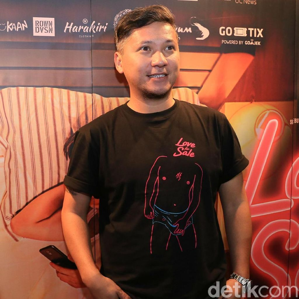 Masuk Nominasi Festival Film Indonesia, Gading Marten: Ini Blessing