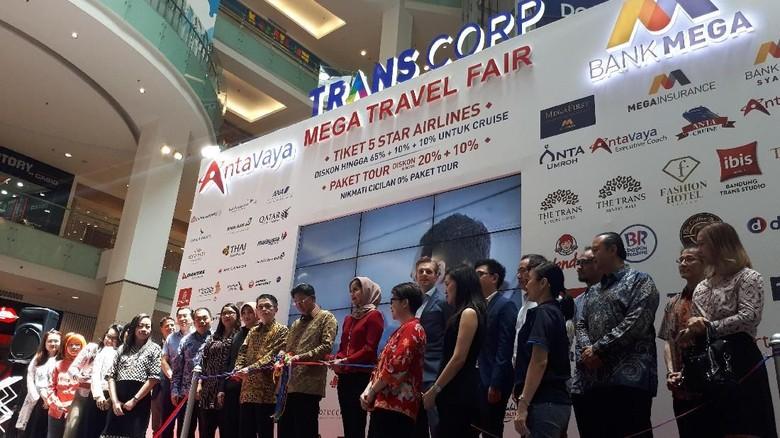 Foto: Mega Travel Fair Jakarta (Shinta Angriyana/detikTravel)