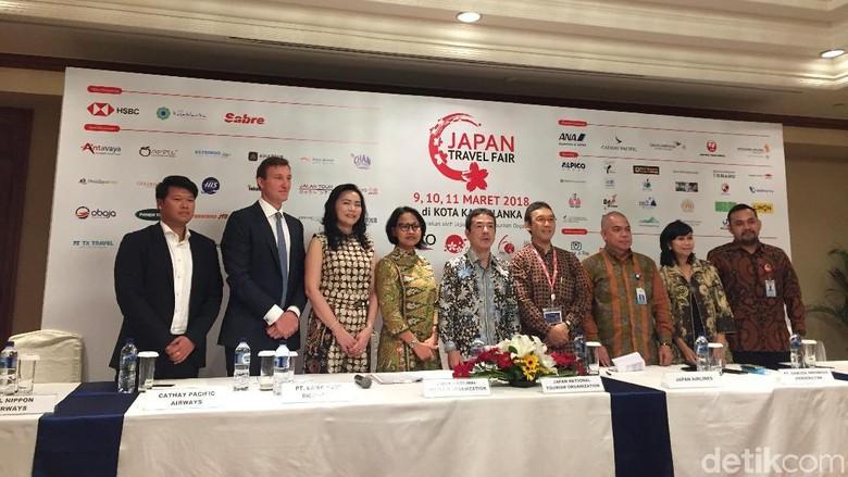 Bertabur Promo Japan Travel Fair Akan Hadir Di Jakarta