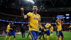 Chiellini: Juve Takkan Prioritaskan Menangi Liga Champions
