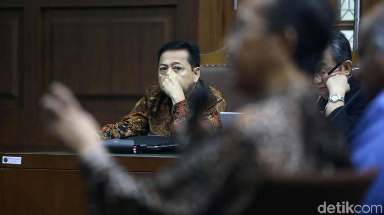 Jaksa: Setya Novanto Tekan Miryam agar Cabut BAP