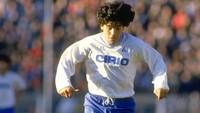 Video Gol-gol Terbaik Diego Maradona di Napoli