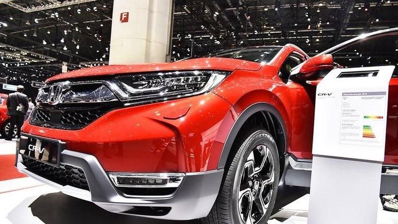 Honda CR-V (Foto: Geneva Motor Show)