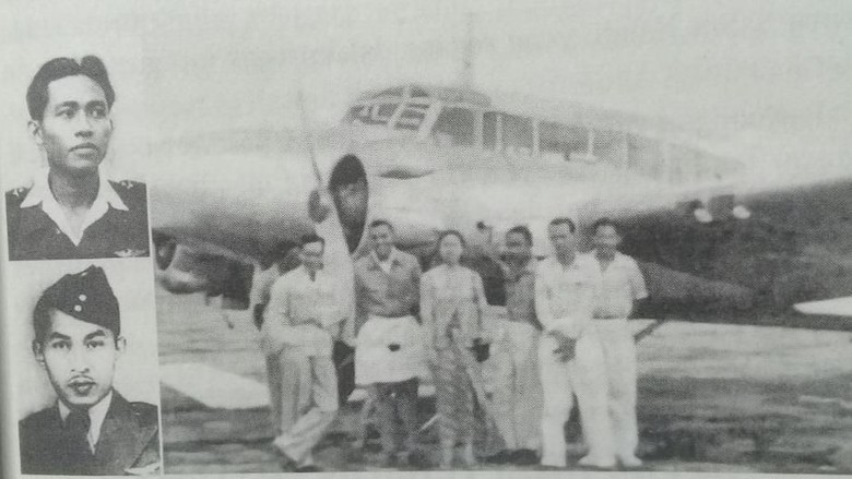 Kisah Cincin Kawin Warga Bukittinggi untuk Beli Pesawat RI-003