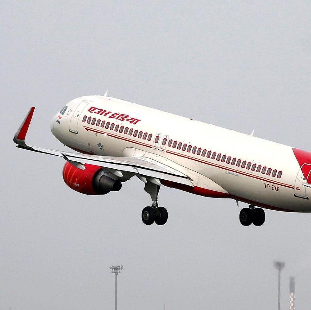 Dikawal Jet Tempur Inggris, Air India Mendarat Darurat karena Ancaman Bom