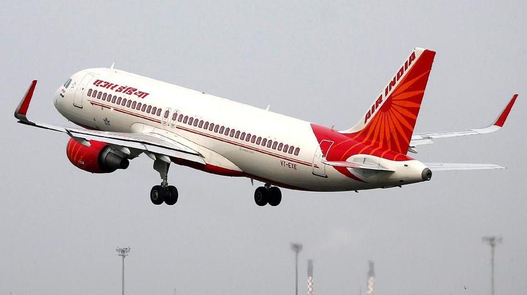 Serempet Tembok Pas Take Off, Pesawat India Tetap Terbang 4 Jam!
