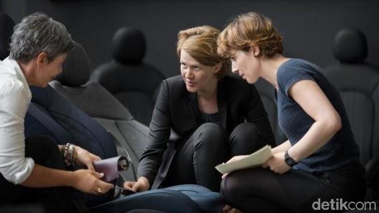 Annette Baumeister (tengah). Foto: BMW