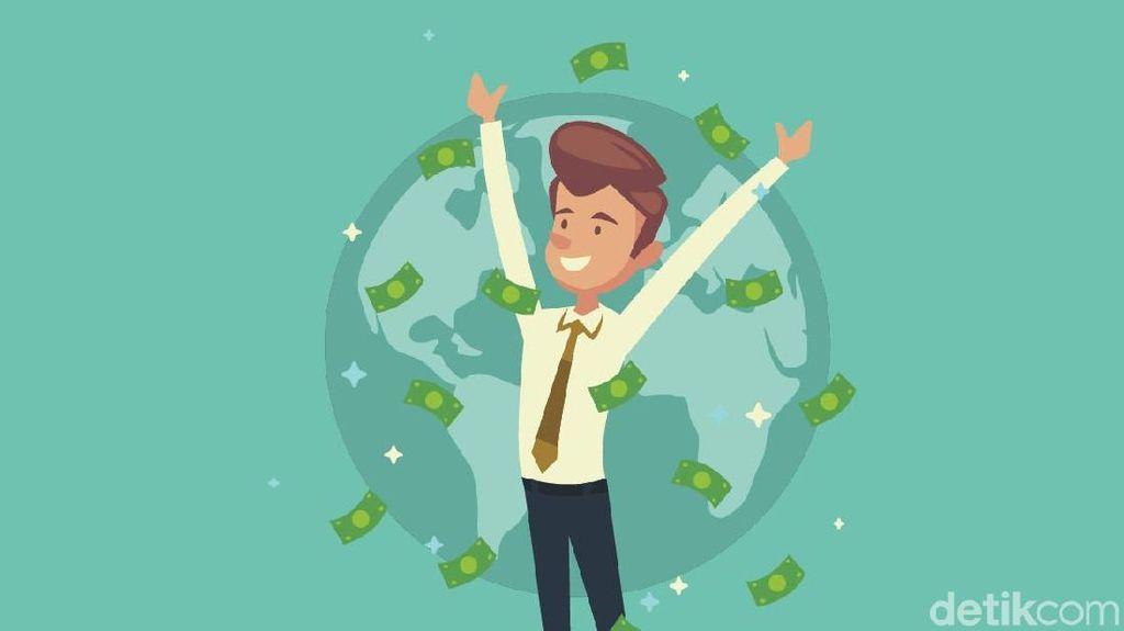 Kekayaan 26 Orang Terkaya Dunia Setara Harta 3,8 Miliar Orang Miskin