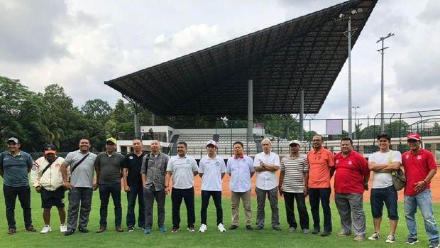 Ini Target Tim Bisbol dan Sofbol Indonesia di Asian Games 2018