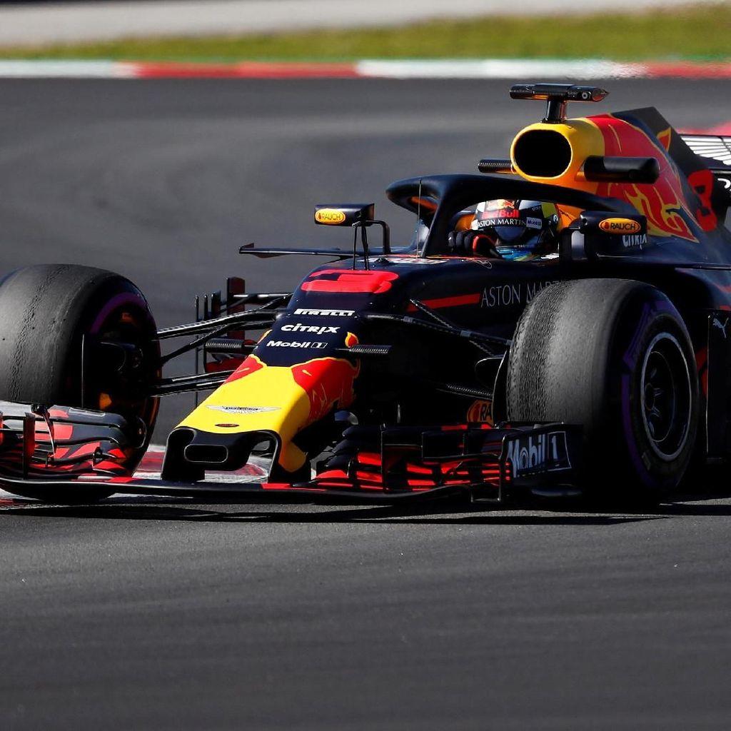 Honda-Red Bull Mulai Perundingan Resmi untuk Kerja Sama