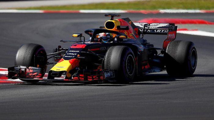 Tim Red Bull di F1. (Foto: Juan Medina/Reuters)
