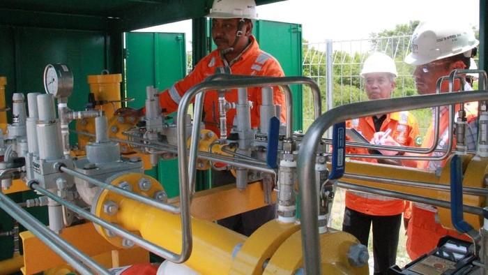 Gas Industri