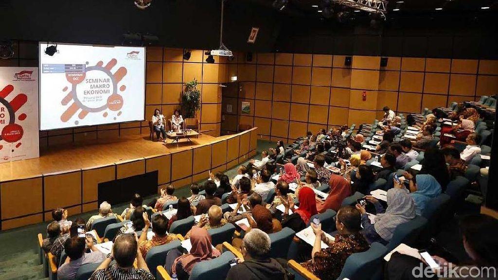 Seminar Makro Ekonomi untuk Pelaku UKM