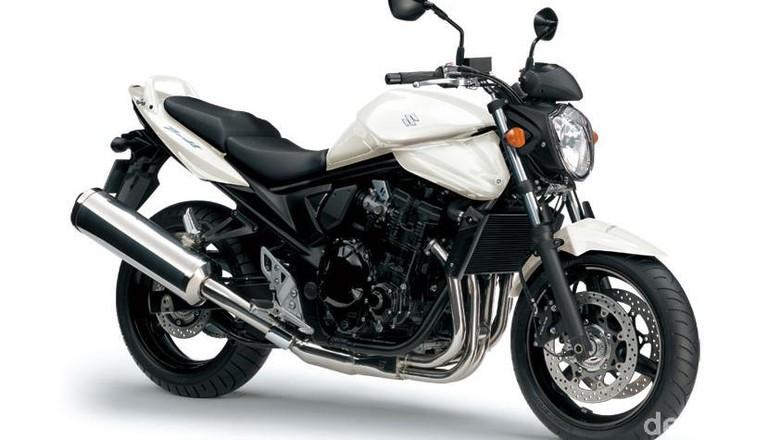 Suzuki Bandit berkapasitas mesin 650 cc (Foto: Suzuki)