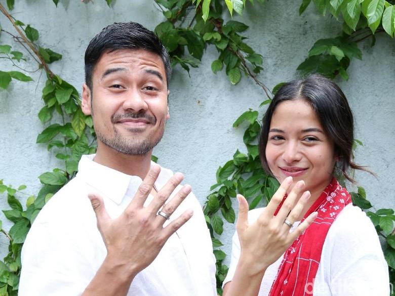 Pernikahan Adalah Momen Spesial, Chicco Jerikho Tak Mau Di-endorse