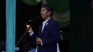 Sering Dicela dan Dicemooh, Jokowi: Sabar Ada Batasnya Lho