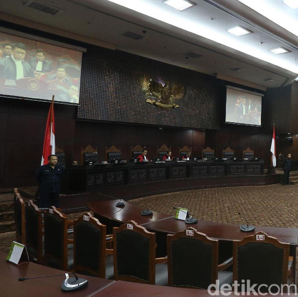 Gugatan GNPF Ditolak MK, UU Ormas Konstitusional