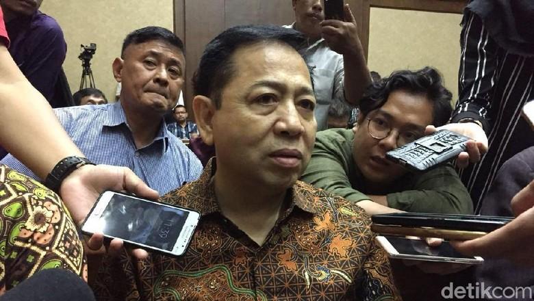 Jaksa KPK: Bimanesh Minta Perawat Asal Tempel Infus ke Novanto