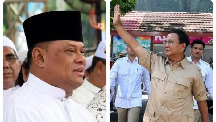 Gatot Nurmantyo dan Prabowo Subianto