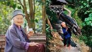 Tips Hidup Sehat dari Nenek 100 Tahun yang Masih Kuat Bawa Kayu 30 Kg
