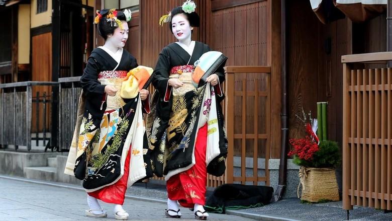 Geisha di Kyoto (CNN Travel)