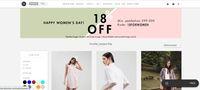 Hari Perempuan Internasional, Ini 6 Brand yang Diskon Hingga 50%