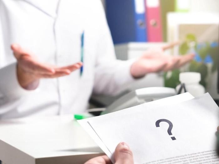 Peran dokter dalam menemukan penyakit bisa digantikan dengan teknologi. Foto: Thinkstock