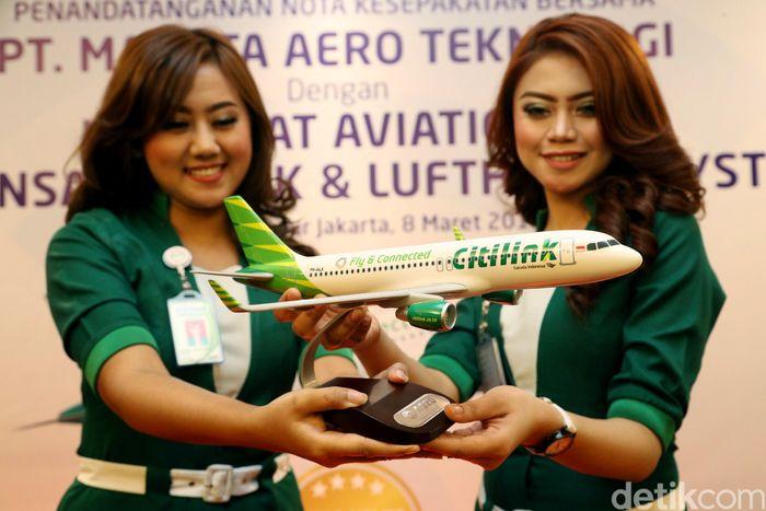PT Mahata Aero Teknologi (MAT), perusahaan penyedia solusi nirkabel dalam pesawat terbang, bekerjasama dengan Citilink, perusahaan penerbangan, untuk penyediaan layanan In-Flight Wi-Fi Connectivity dengan melibatkan Inmarsat Aviation dan Lufthansa.