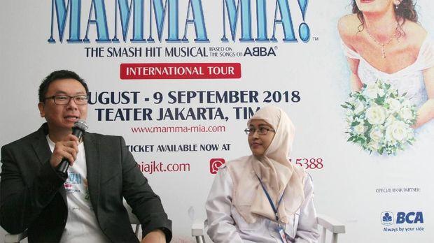 Tiket Musikal 'MAMMA MIA!' Jakarta Dijual Mulai Hari Ini