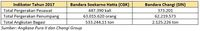 Membandingkan Soekarno-Hatta dan Changi