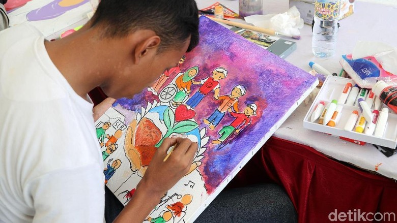 Peringati Hari Perempuan Internasional Melalui Seni