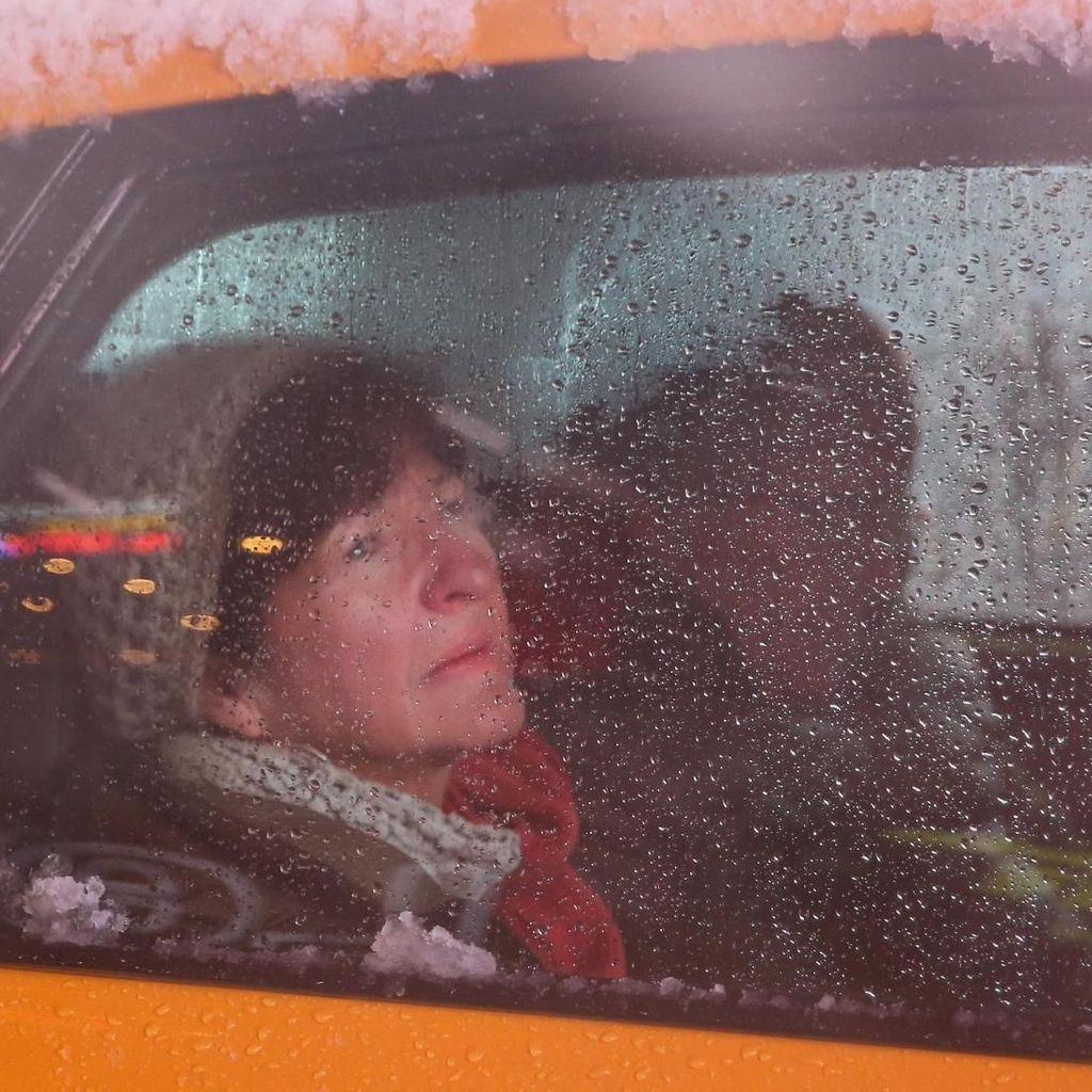 Badai Salju di AS Membunuh Mobilitas Warga