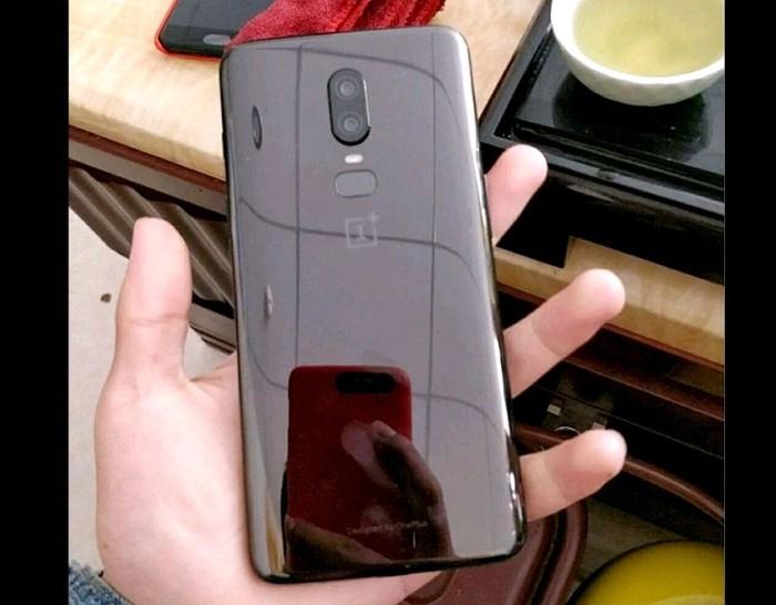 Bocoran OnePlus 6. Foto: istimewa