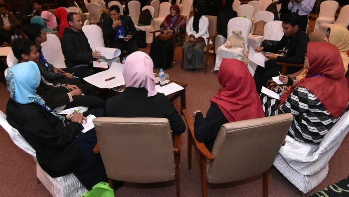 Foto: Simposium PPI Timur Tengah dan Afrika 2018 di Islamabad, Pakistan (Dokumentasi PPI Dunia)
