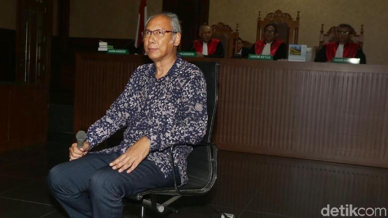 Pengacara Sebut Bimanesh Akui Ada Kesalahan Prosedur Terkait Novanto