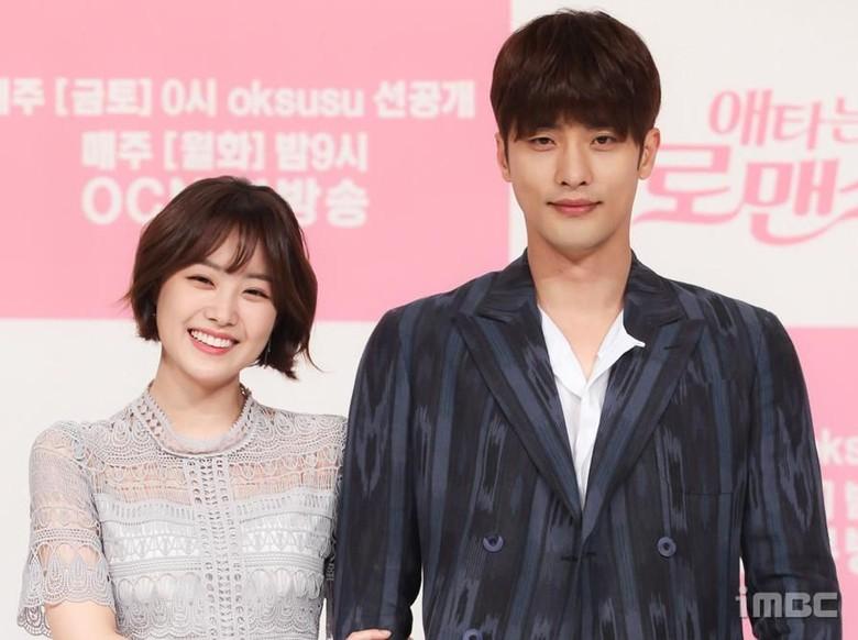 Aktor Sung Hoon dan Song Ji Eun Dikabarkan Pacaran