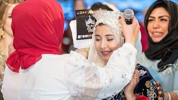 Ada Kontes Kecantikan Khusus Hijabers Timur Tengah, Siapa Pemenangnya?
