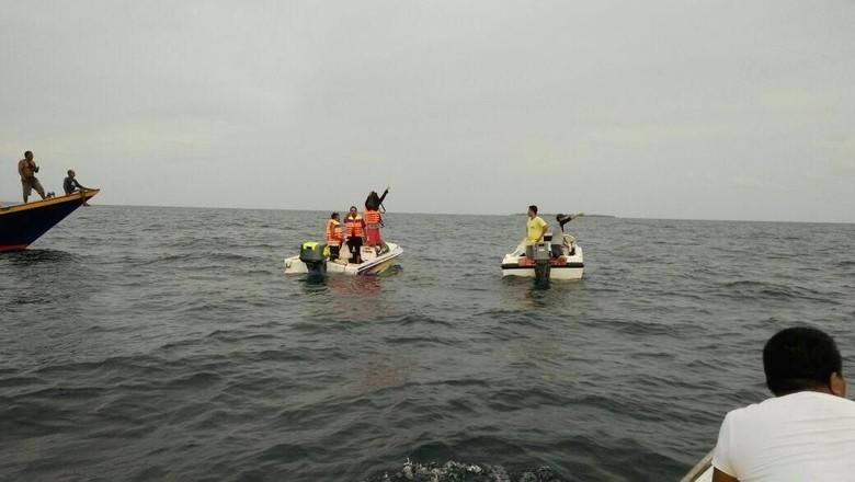 Perahu Terhantam Ombak di Sapeken, Dua Santri Tewas Tenggelam