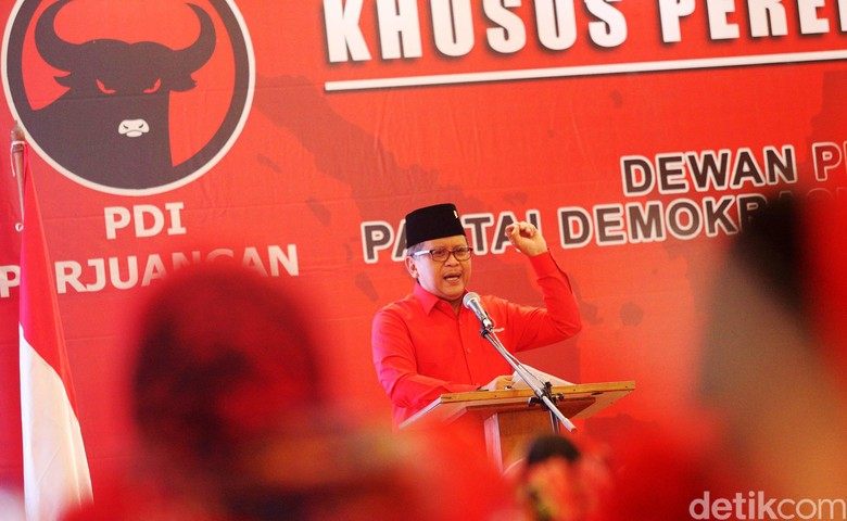 PDIP Minta Kompetisi Pendamping Jokowi Berlangsung Sehat