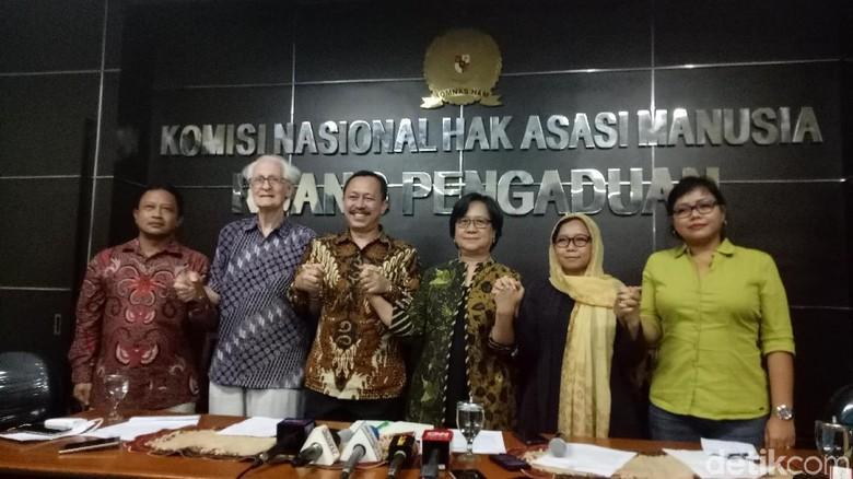 Komnas HAM Bentuk Tim Pantau Kasus Novel, Alissa Wahid-Romo Magnis Ikut