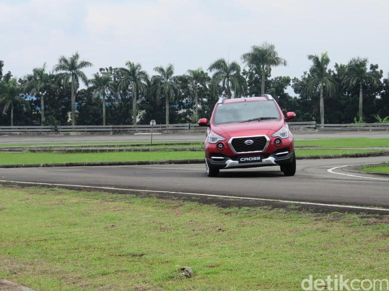 Datsun Cross terbaru. Foto: Ruly Kurniawan