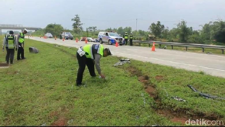 Kecelakaan Konvoi Lamborghini di Tol Cipali, Ini Kata Kakorlantas
