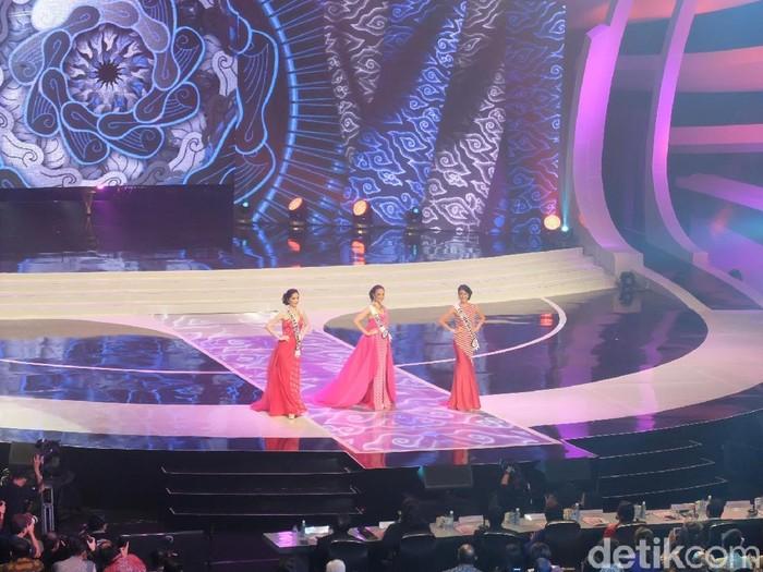 Top 3 Puteri Indonesia 2018. Foto: Anggi Mayasari/Wolipop