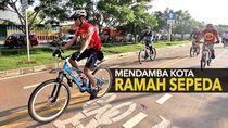 Kata Sandiaga Uno Soal Gerakan Jumat Bersepeda Pasca Jadi Cawapres