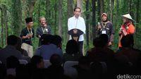 Dipuji Petani Tuban, Jokowi: Ini Kayak Kampanye, Nanti Disemprit