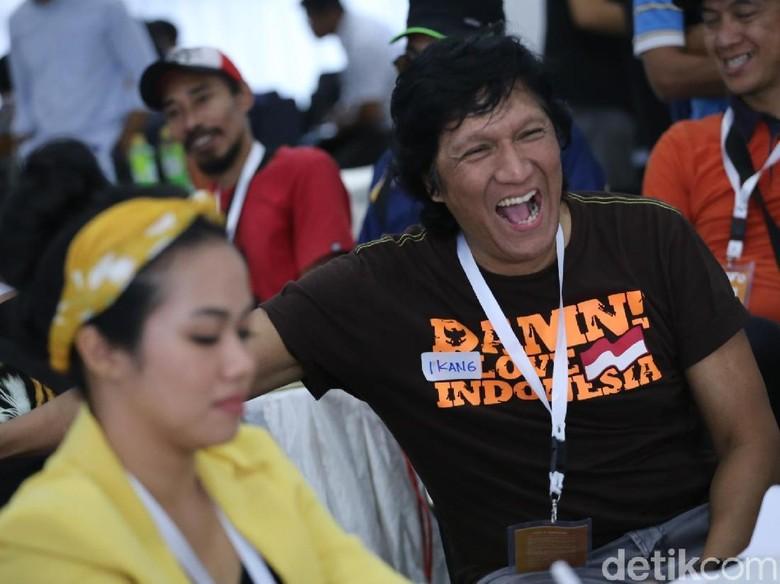 Rayakan Hari Musik Nasional di Ambon, Ikang Fawzi Punya Rasa Prihatin