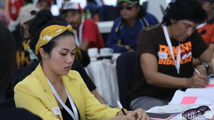 Para Musisi Rayakan Hari Musik Nasional di Ambon