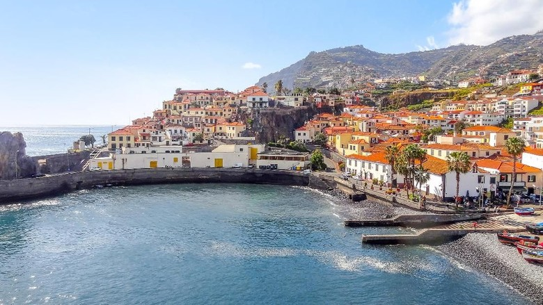 Pulau Madeira (Thinsktock)