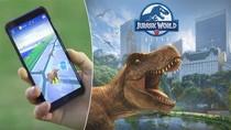 Ada Game Mirip Pokemon Go, Tapi Mencari Dinosaurus